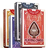 Peacock Paper Playing Cards - Set of 4 D...