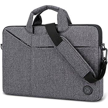 """15.6/""""17.3/"""" Laptop Bag Messenger Bag Slim Briefcase Water-resistant Shoulder Bag"""