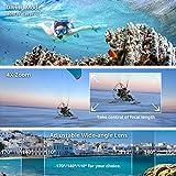 Victure Action Cam 4K Wifi 170° Weitwinkel Wasserdicht 40M Unterwasserkamera 20MP Ultra Full HD - 5