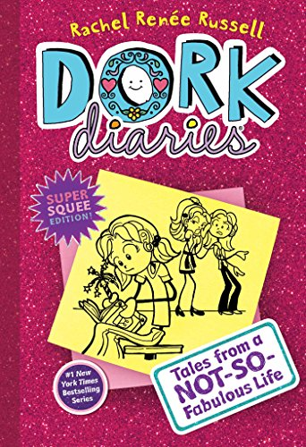 Dork Diaries 1: Tales from a Not-So-Fabulous Life (English Edition)