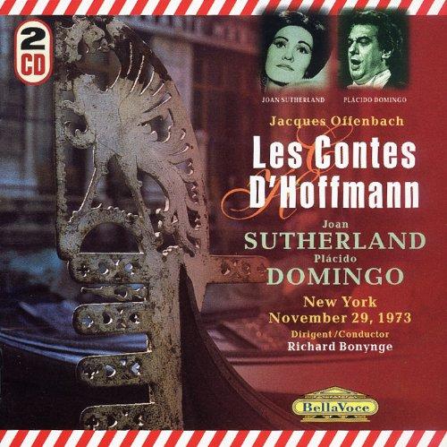Preisvergleich Produktbild Offenbach: Les Contes d'Hoffmann (Gesamtaufnahme) (Aufnahme New York 29.11.1973)