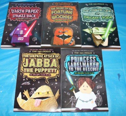 Origami Yoda Series: 5 Book Set by Tom Angleberger (2013-11-05)