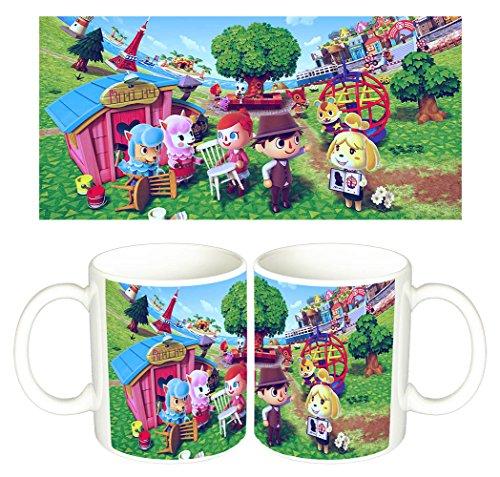 Animal Crossing Taza Mug