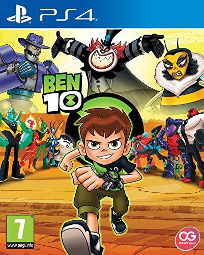 Ben 10 Sur Playstation 4