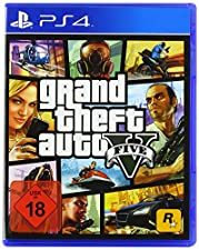 Grand Theft Auto V - PlayStation 4 [Edizione: Germania]