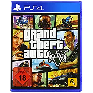 Grand Theft Auto V – Standard Edition [PlayStation 4]