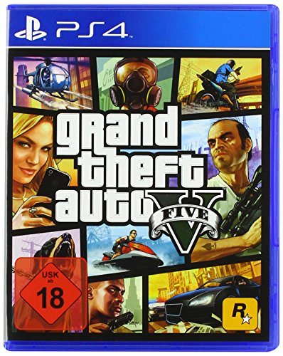 Grand Theft Auto V - [PlayStation 4] (Gta Ps4 Code 5)