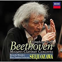 Beethoven: Symphony 5 Etc. by Beethoven