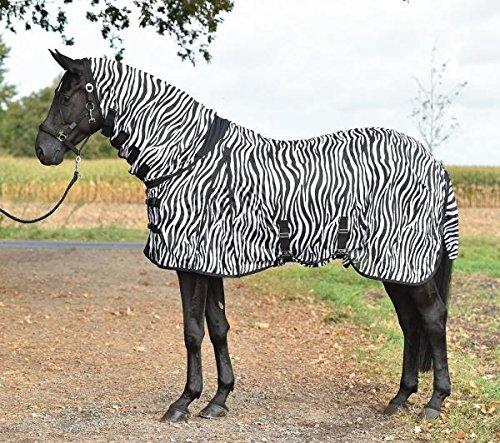 Busse Paddock-Fliegendecke Comfort Zebra, 155, Zebra