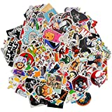 200Pcs Stickers Cartoon Mixed Toy Funny Kids Sticker for DIY Luggage car Laptop Skateboard Motorcycle Phone Waterproof Sticke