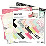 We R Memory Keepers Paper Pad, 12 x 12-I...
