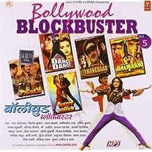 Bollywood Blockbuster Vol.5 (Tridev; Dance Dance; Waqt Ki Awaaz; Thanedaar; Main Balwaan)