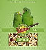 Volkman Seed Ciencia Aviar Super Cotorro Comida Nutritiva Dieta Balanceada 1.8kg