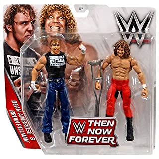 WWE, Basic Series, 2016 Then Now Forever, Dean Ambrose and Brian Pillman Acti...