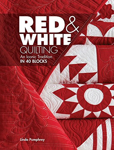 Red & White Quilting -