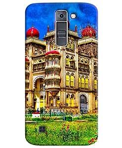 LG K7 LTE Back Cover By FurnishFantasy