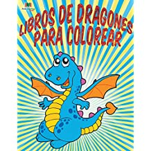 Libros De Dragones Para Colorear