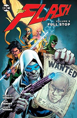 Flash TP Vol 9 Full Stop
