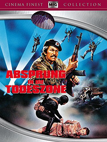 Absprung in die Todeszone Cover