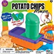 Cooking Party Bbq Fun Potato Chips Maker Slicer Slicing Machine Mould Shapes Crisps Cutter Chopper Toy