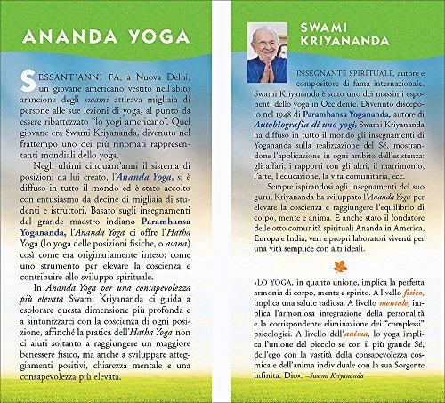 Zoom IMG-2 ananda yoga per una consapevolezza