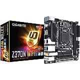 Gigabyte Z370N WiFi Chipset LGA 1151V2ITX DDR4SDRAM Carte mère–Noir