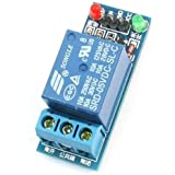 Auslese™ 5V Relay One Channel Module for Raspberry Avr Pic Low Level Trigger