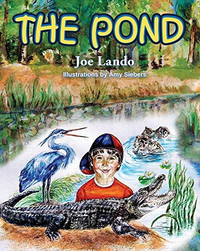 Alligator Pond (The Pond (English Edition))
