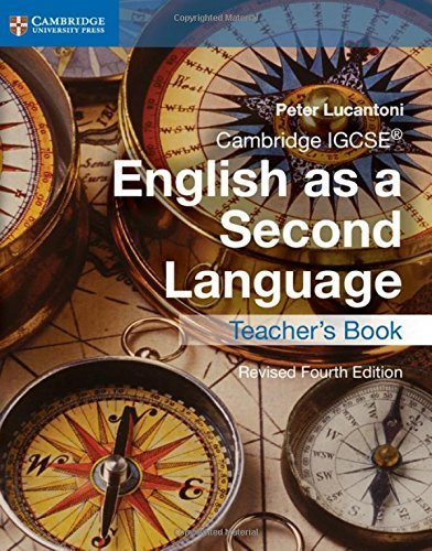 Cambridge IGCSE?? English as a Second Language Teacher's Book (Cambridge International IGCSE) by Peter Lucantoni (2015-04-27)