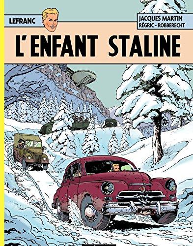 Lefranc (Tome 24) - L'enfant Staline