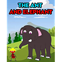 Story Of The Ant And Elephant : Bedtime Stories For Kids   Fairy Tales In English: English Stories For Kids