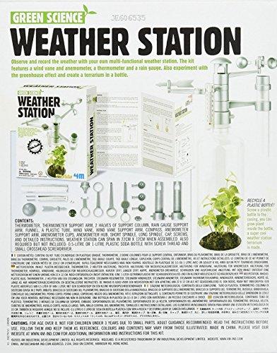 Imagen 2 de Great Gizmos Weather Station Reciclaje (4M 4367)