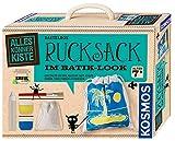 KOSMOS Basteln AllesKönnerKiste Rucksack im Batik-Look
