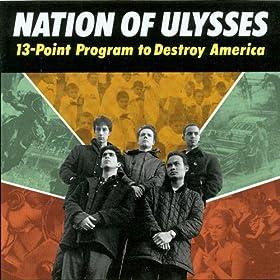 13-Point Program to Destroy America