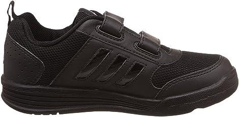 Adidas Black School Shoes for Boys - Kids Shoe Range (6 to 12 Years)