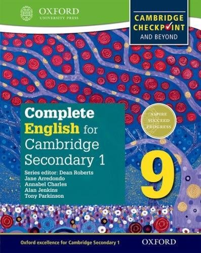 Complete English for Cambridge Secondary 1 Student Book 9: For Cambridge Checkpoint and beyond por Tony Parkinson, Alan Jenkins