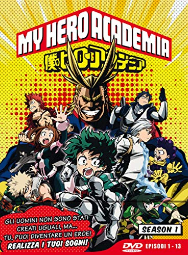 My Hero Academia St.1
