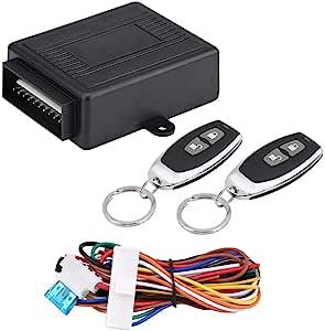 Auto Zentralverriegelung Auto Funkfernbedienung Universal Auto Türschloss Keyless Entry System Zentralverriegelung Fernbedienung Kit Auto
