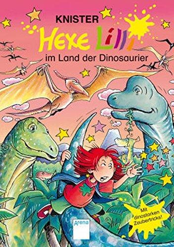 Hexe Lilli im Land der Dinosaurier