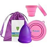 MamiCup® copa menstrual Aprobada por la FDA Silicona suave ...