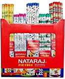 #9: Nataraj Wooden Picture Pencils (Pack Of 50 Pencils 5 Sharpener Free)