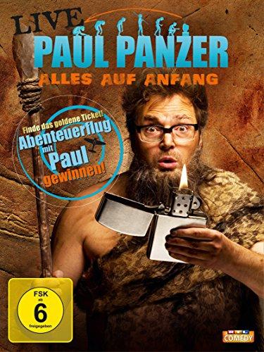 Bild von Paul Panzer - Alles auf Anfang