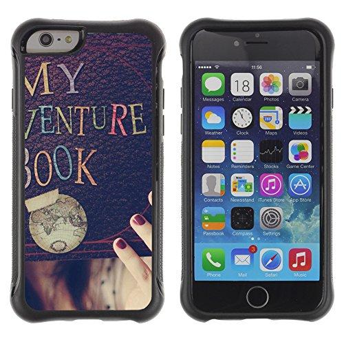"""Graphic4You """"Love Memories With You"""" Design Shockproof Anti-Rutsch Weichen Hülle Case Tasche Schutzhülle für Apple iPhone 6 Plus / 6S Plus Design #12"""