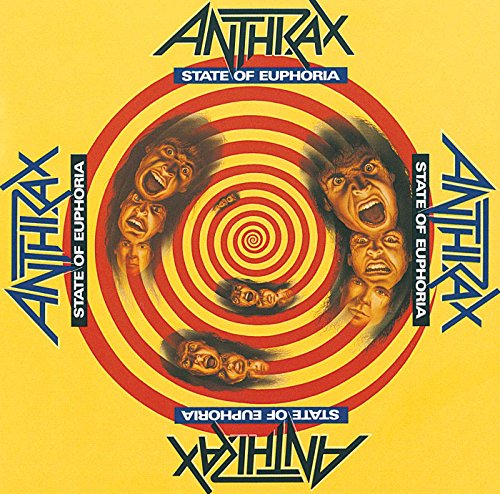 Anthrax: State Of Euphoria (Audio CD)