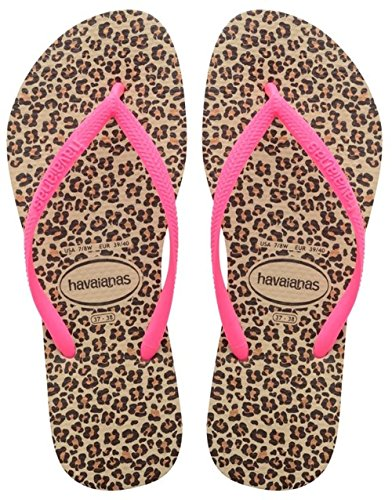 havaianas-slim-animals-tongs-femme-37-38-eu-taille-fabricant-35-36-br