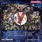 Sullivan: in Memoriam / The Tempest, Op. 1: Suite / Symphony in E Major,