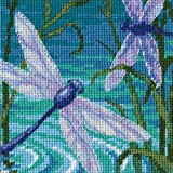 Dimensions Needlecrafts Needlepoint, Dra...
