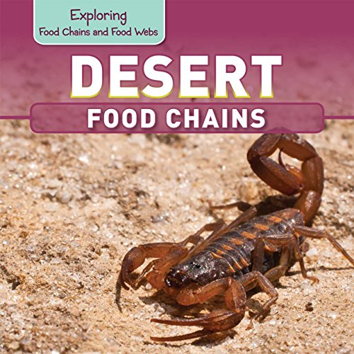 Desert Food Chains (Exploring Food Chains and Food Webs)