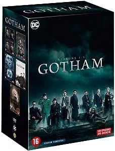 Gotham-Intégrale-Saisons 1 à 5 [DVD]