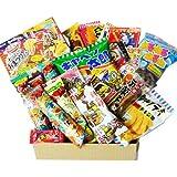 Bonbons japonais Popin Cookin Dagashi box 24pcs Umaibo snack Gumi Pomme de terre chips Kitty chocolat avec AKIBA KING Autocollant